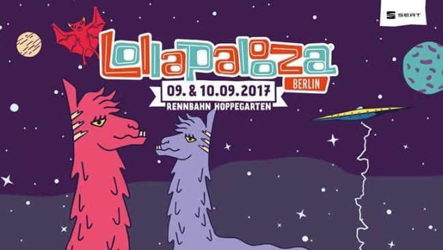 Lollapalooza Berlim (Foto: Divulgação)
