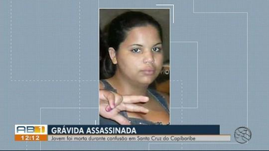 Homem é preso suspeito de matar mulher grávida a facadas e pauladas em Santa Cruz do Capibaribe