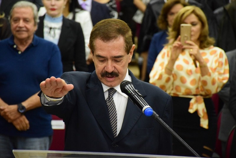 Morre o desembargador Eduardo Contreras, do Tribunal de Justiça do AP, aos 71 anos