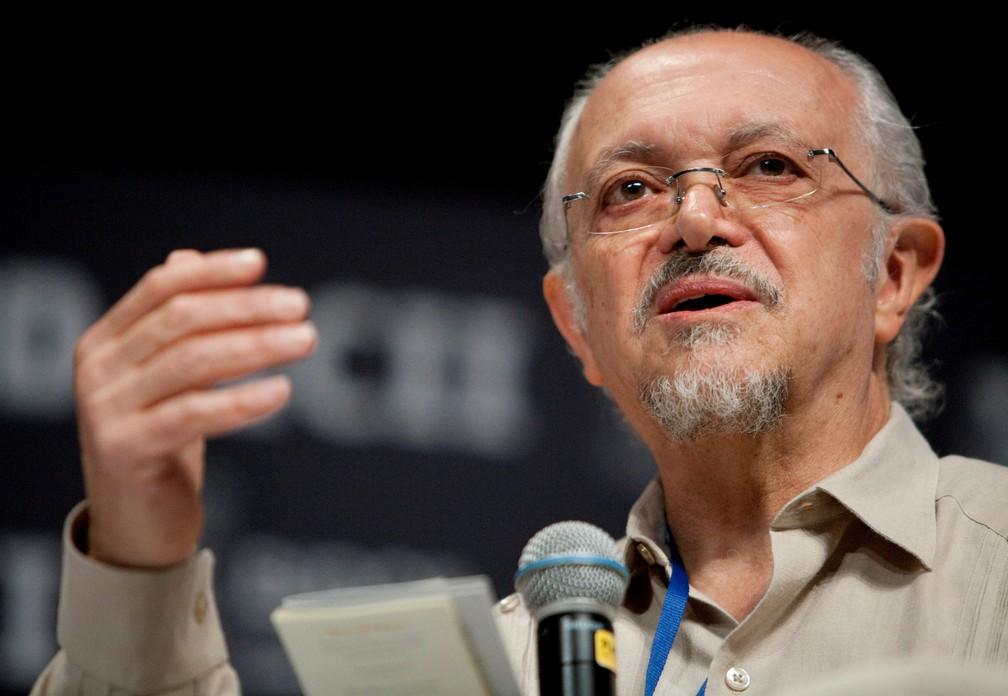 José Mario Molina  — Foto: Reuters/Gerardo Garcia