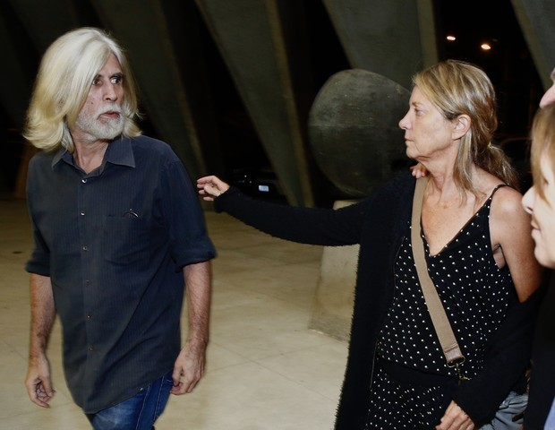 Oswaldo Montenegro (Foto: ROBERTO FILHO / BRAZIL NEWS)