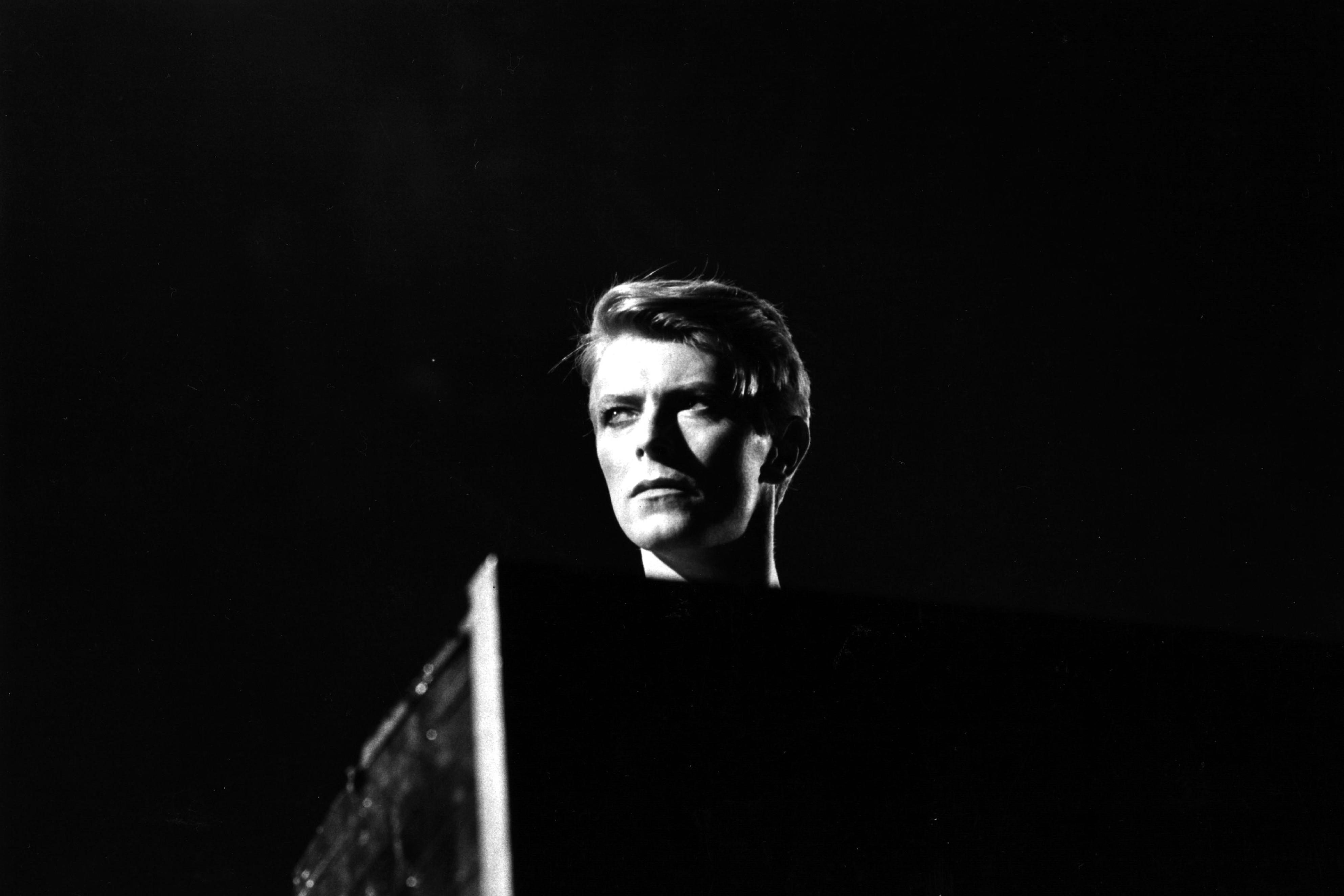 David Bowie em junho de 1978 (Foto: Foto: Getty Images)