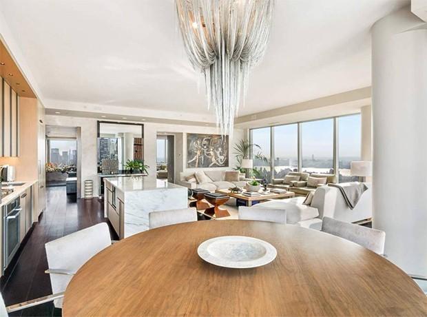Apartamento de 306 metros quadrados em um dos prédios mais cobiçados da cidade - Gisele Bündchen  (Foto:  Sotheby's International Realty)
