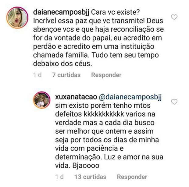 Fernando Scherer responde seguidores após separação de Sheila Mello (Foto: Reprodução/Instagram)
