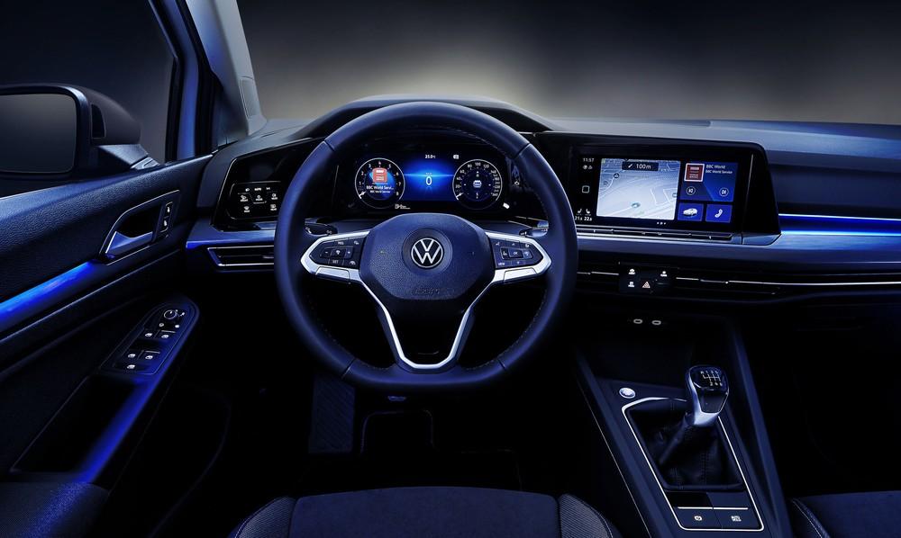 Volkswagen Golf: nova geração é revelada na Alemanha Db2019au01546-overfull