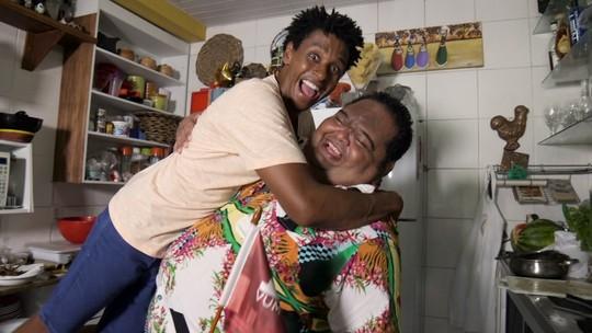 Em São Caetano, 'Vumbora' visita o chefe de cozinha Jô da Bahia