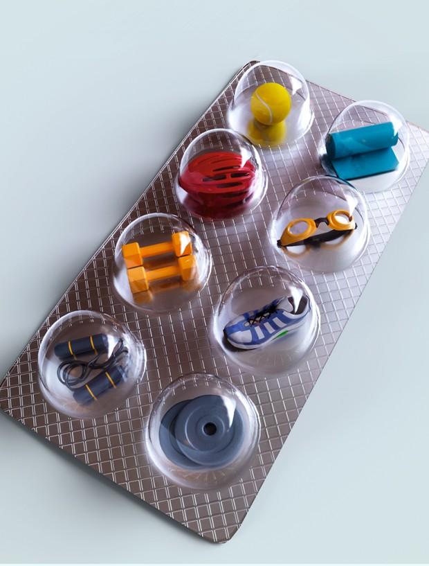 remédio corpo (Foto: Marcus Penna)
