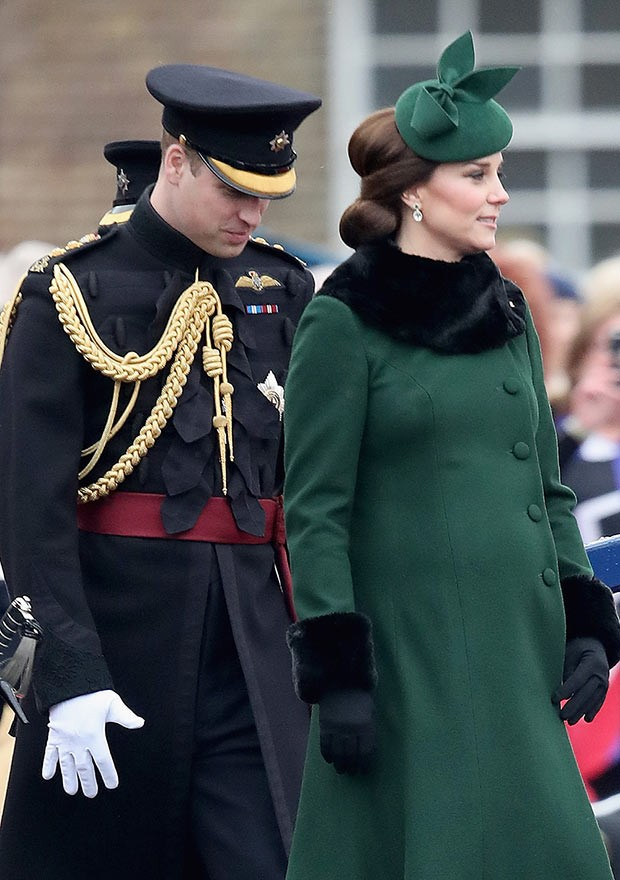 Kate Middleton e o príncipe William (Foto: Getty Images)