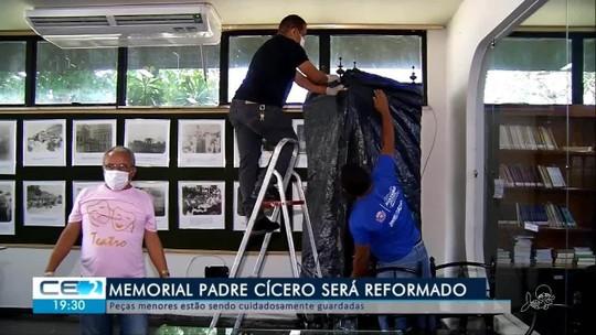 Memorial Padre Cícero vai ser reformado