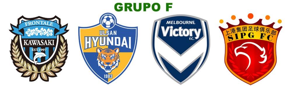 Grupo F: Kawasaki Frontale, Ulsan Hyundai, Melbourne Victory e Shanghai SIPG (Foto: Futebol no Japão)