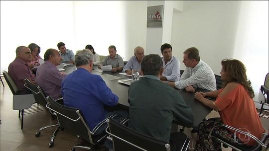 Prefeitos de MG temem perda de royalties com decisão da Vale de parar produção em barragens