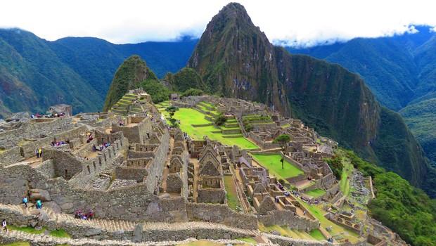 Machu Picchu, a cidade perdida dos Incas, é um dos principais pontos turísticos no Peru (Foto: Pexels)