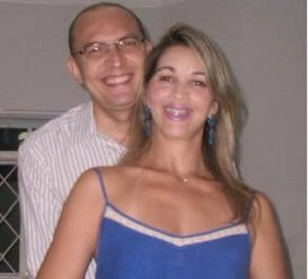 Principal acusado do homicídio de Heidy Aires é o marido da vítima — Foto: Reprodução/Facebook