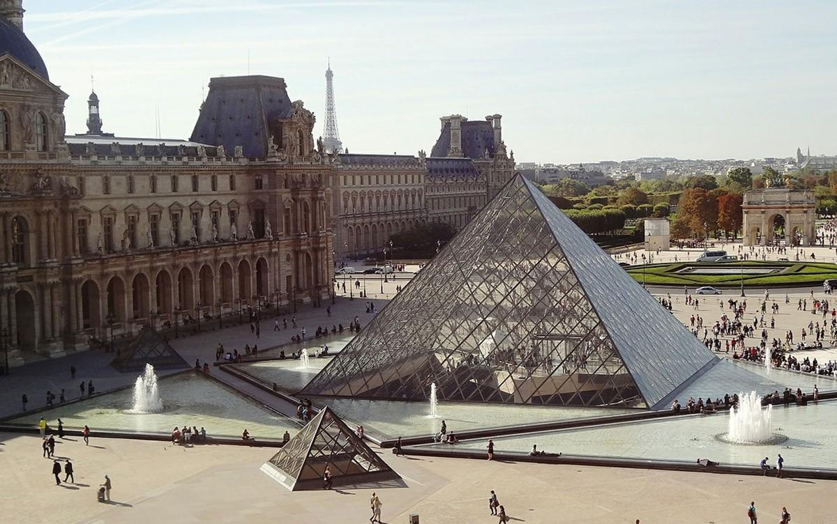 Museu do Louvre anuncia data de reabertura e novas regras para visitação | Pop & Arte