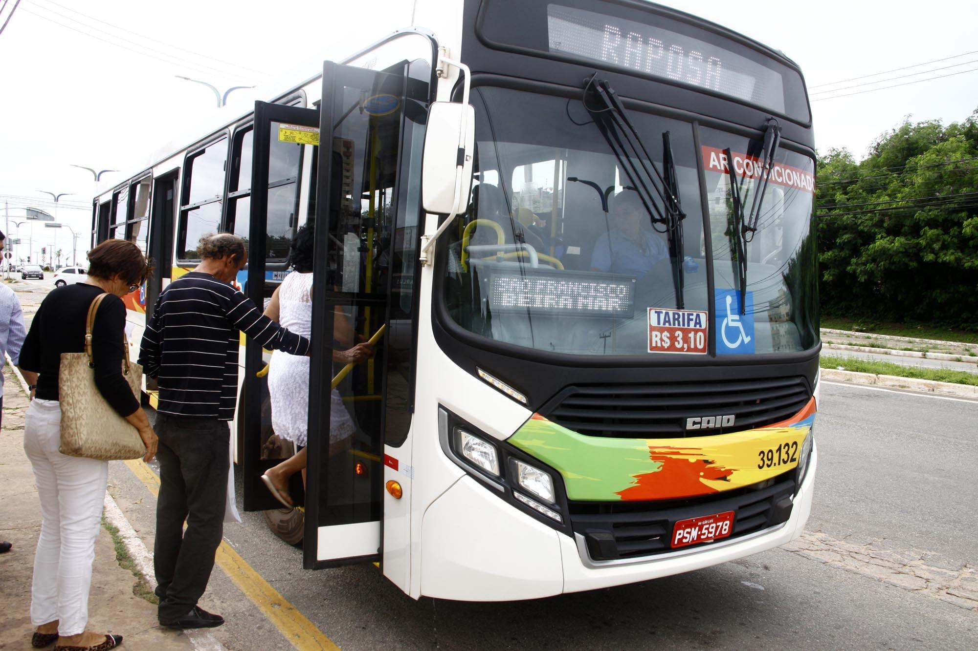 Tarifa de ônibus semiurbanos também sofrem aumento em São Luís