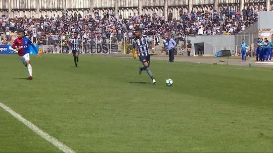 Micale comemora ponto no fim e exalta luta do Paraná contra o Botafogo