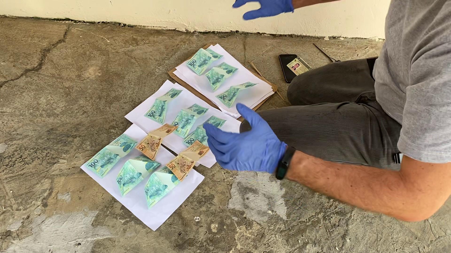 Homem é preso após receber R$ 1 mil em cédulas falsificadas pelos Correios em Sorocaba