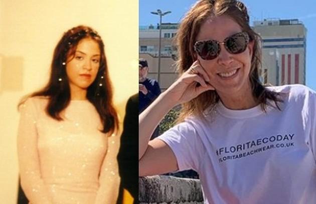 Filha de Manoel Carlos, Julia Almeida viveu Estela. Em 2018, fez 'Tempo de amar', depois de 7 anos longe da TV. Ela tem uma marca de roupas e é embaixadora da Associação Brasileira de Epilepsia, doença da qual sofre (Foto: TV Globo / Reprodução)