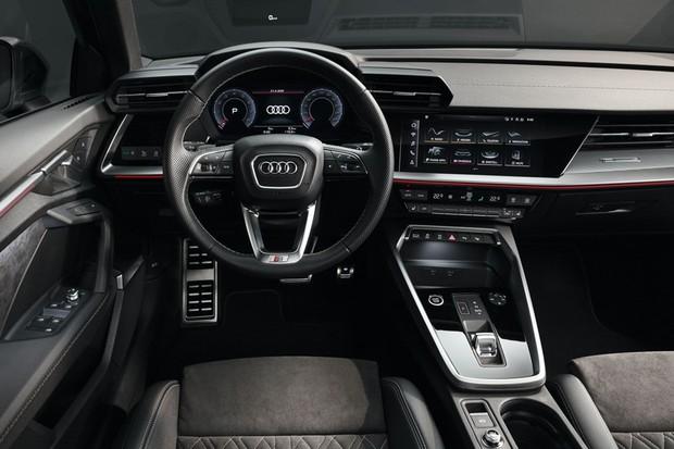 Audi A3 Sedan 2021 (Foto: Divulgação)