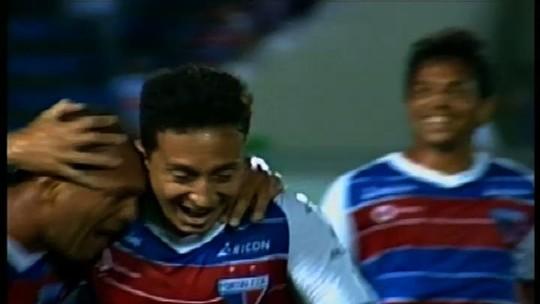 Veja os melhores momentos de Fortaleza 6 x 0 Rio Branco-AC