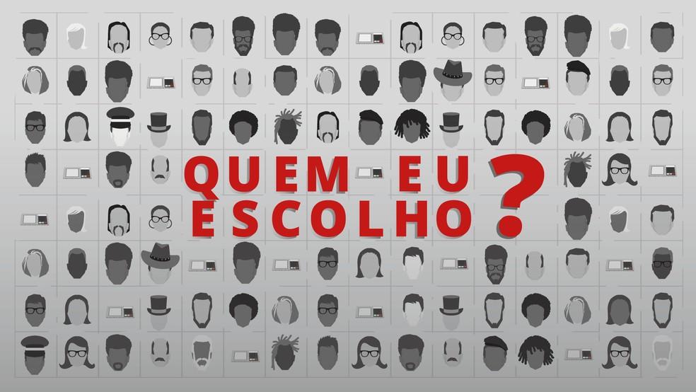 Quem eu escolho permite saber, entre outras informações, número dos candidatos a vereador das capitais — Foto: Wagner Magalhães/G1