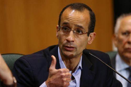 Marcelo Odebrecht, um dos acusados de corrupção pela Lava-Jato (Foto: Geraldo Bubniak)