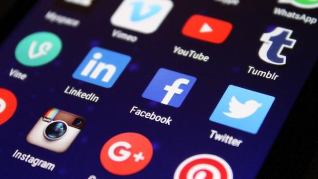 Redes sociais (Foto: Pexels)