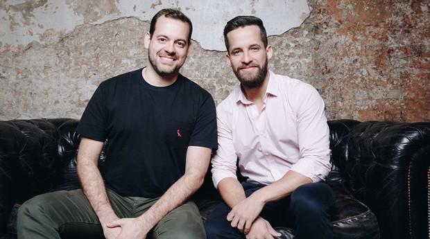 Felipe Novaes e Marcone Siqueira, sócios da filial brasileira da The Bakery (Foto: Divulgação)