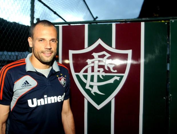 Diego cavalieri fluminense especial (Foto: André Durão / Globoesporte.com)