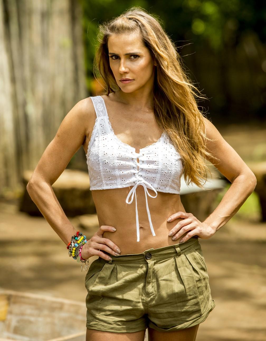Deborah Secco é Karola em 'Segundo Sol' (Foto: João Cotta/Globo)