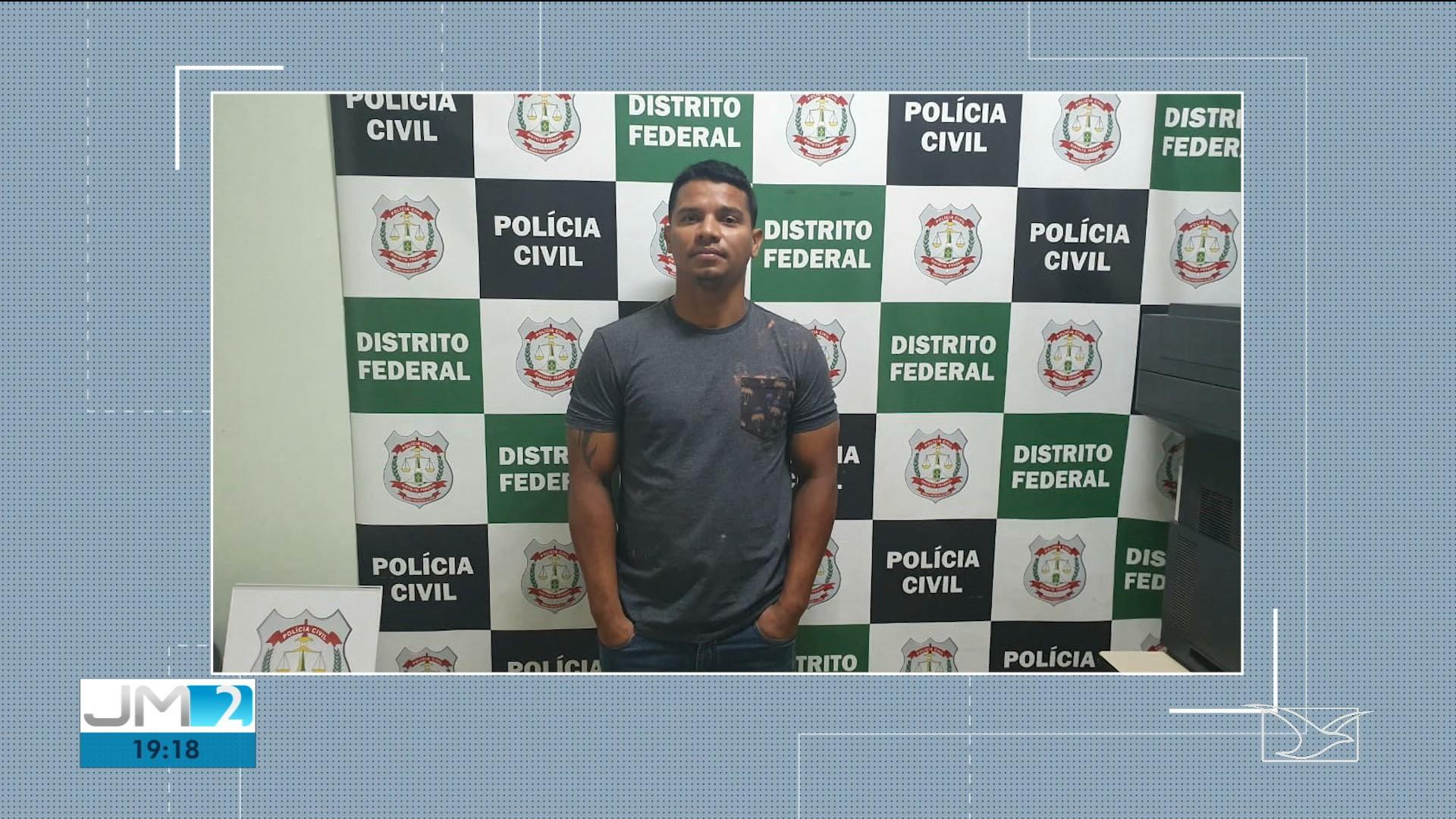 Suspeito de matar médico do Maranhão é preso no Distrito Federal