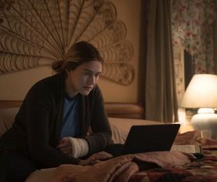 Kate Winslet na série 'Mare of Easttown'   Divulgação/HBO