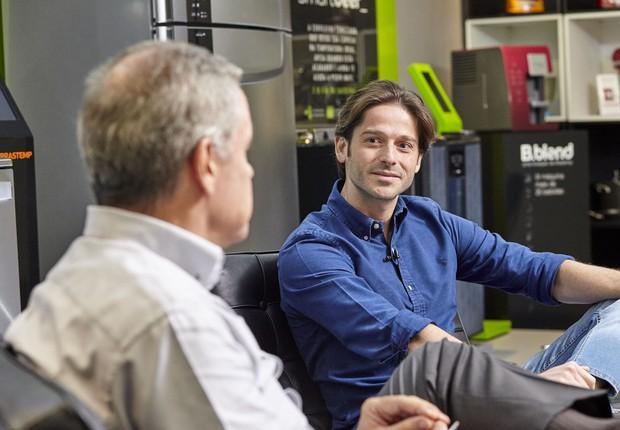 """Rodrigo Galvão, da Oracle: """"Cada vez mais, é preciso estar antenado no que o cliente quer para entregar algo que faça sentido"""" (Foto: Arthur Nobre/Época NEGÓCIOS)"""