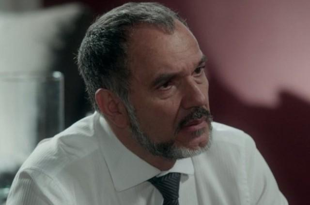 Humberto Martins, o Germano de 'Totalmente demais' (Foto: Reprodução)