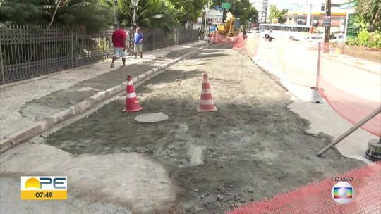 Liberação de trecho da Avenida Rui Barbosa é adiada novamente