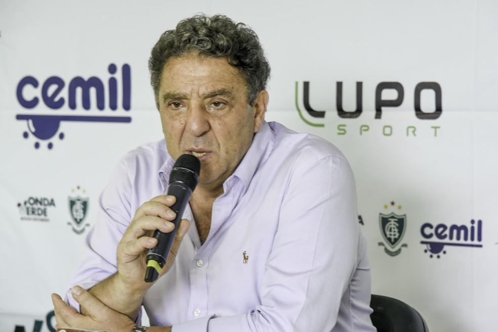 Marcus Salum comentou como será o formato da Primeira Liga (Foto: Mourão Panda)