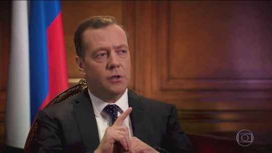 Indicação de Medvedev ao cargo de primeiro-ministro deve ser aprovada sem resistência