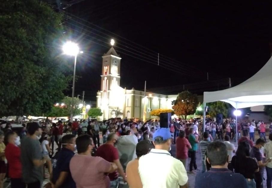 MPPB aciona Prefeitura de São Bento por realizar aglomerações e desrespeitar o próprio decreto