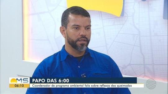 Coordenador do programa Cerrado Pantanal da WWF-Brasil é o entrevistado do Papo das 6