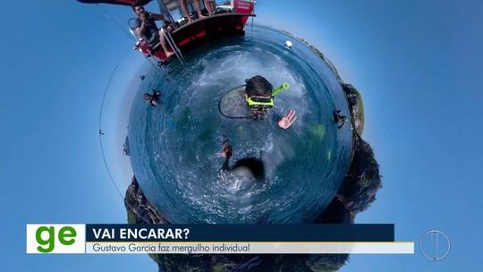 """""""Vai Encarar?"""" mostra o processo e os desafios para se tornar um mergulhador certificado"""