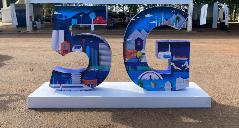 Chegada do 5G deve contribuir para crescimento de 20% no agronegócio — Foto: Edson Rodrigues/Divulgação TIM/Nokia