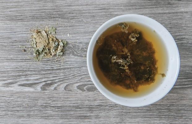 Ceia: Chá de maracujá com camomila (Foto: Divulgação)