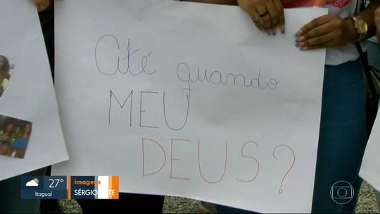 Corpo de adolescente morta por ex-namorado que não aceitava o fim do namoro é enterrado no Rio