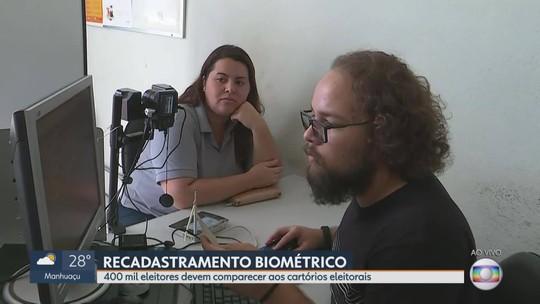 Eleitores de 5 cidades da Grande BH têm que fazer biometria