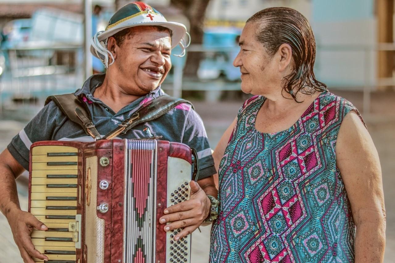 Exposição fotográfica com idosos da Casa dos Pobres São Francisco de Assis é realizada em Caruaru - Noticias