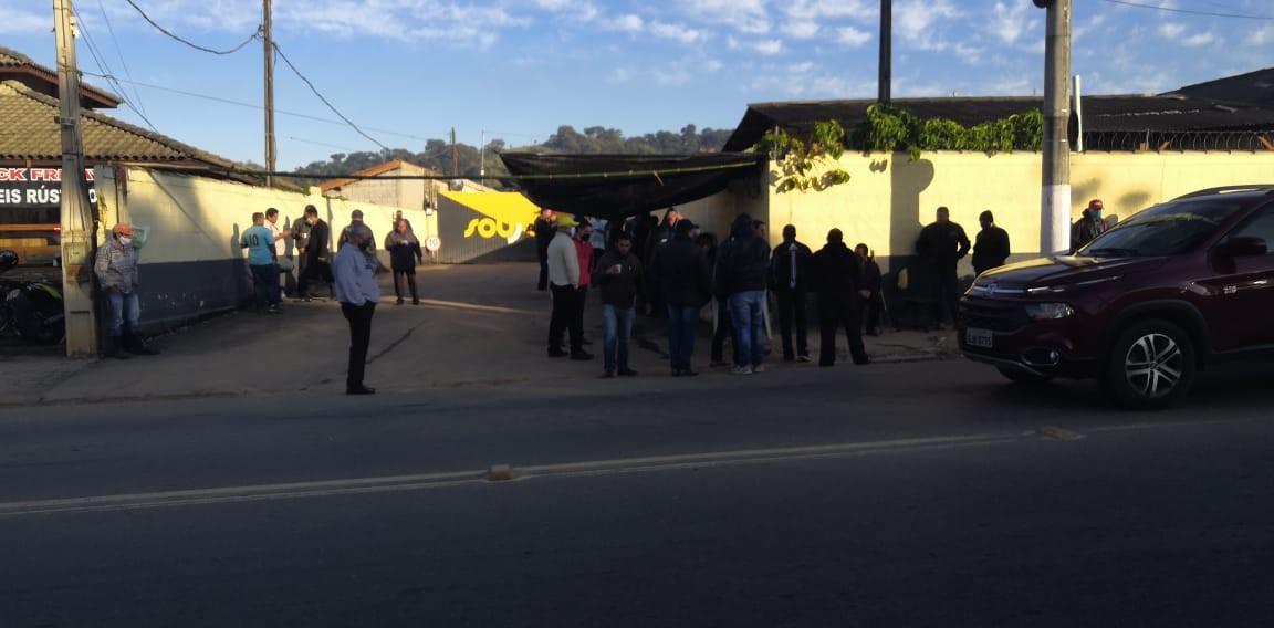 Funcionários do transporte público de Atibaia voltam ao trabalho após dois dias em greve