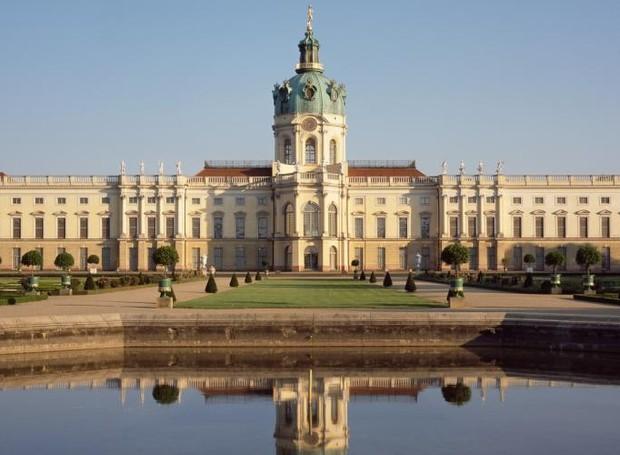 Palácio Charlottenburg, Alemanha (Foto: Berlim Welcome Card/ Reprodução)
