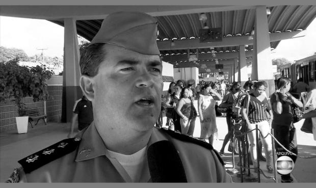 comandante Pm Recife