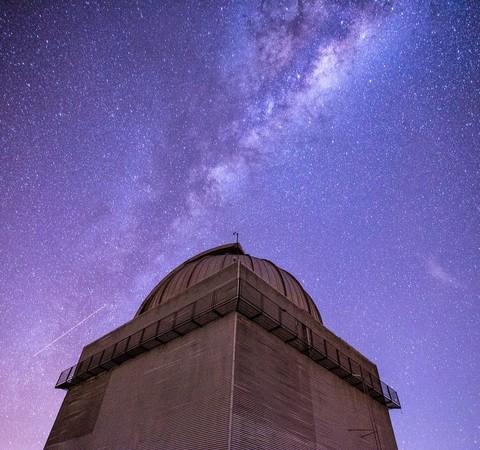 Observatório Pico dos Dias: como é observar no maior telescópio do Brasil