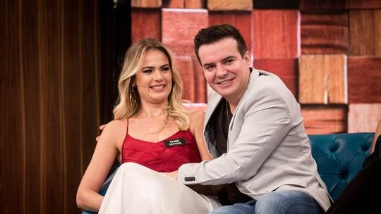 Belutti revela desejo que quer realizar com a esposa e planeja passeio em sex shop